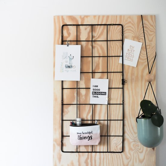 Ikea Hack: Wall Organizer