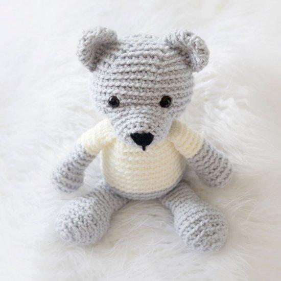 Amigurumi Graduation Teddy Bear as a... - Shirley Craft Store ... | 550x550