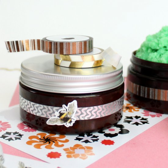 Moisturizing Sugar Scrub Recipe