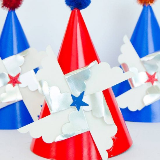 4th of July Party Hats