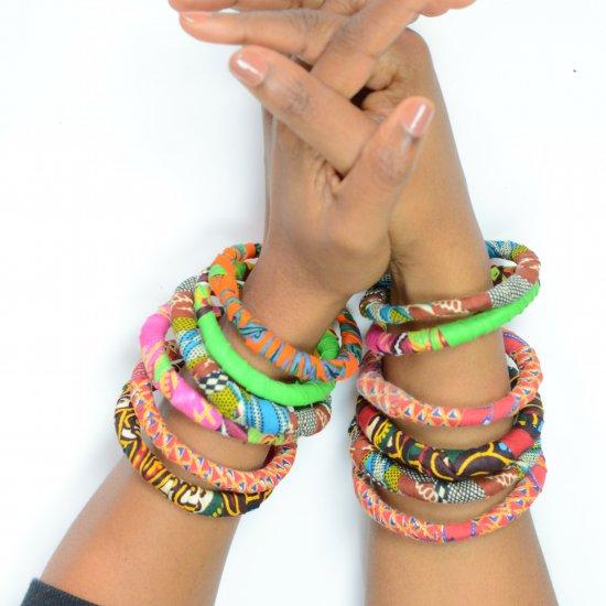 African Print Fashion DIY Ideas