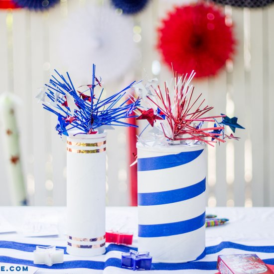 Firework Fourth of July Party Ideas