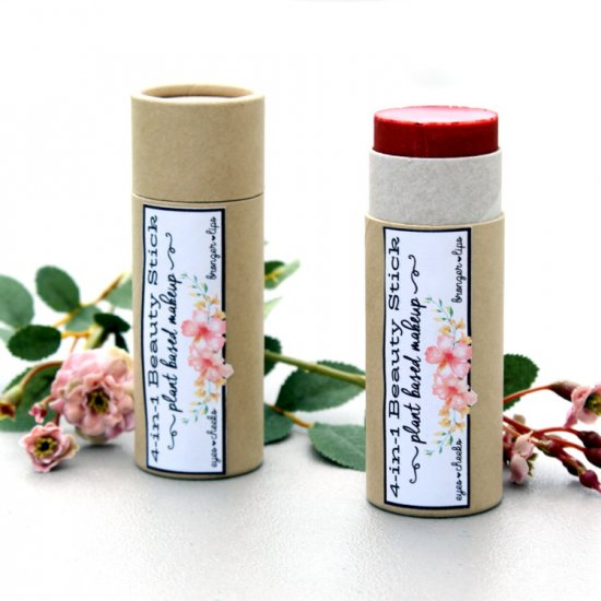 DIY Rose 4-in-1 Beauty Stick
