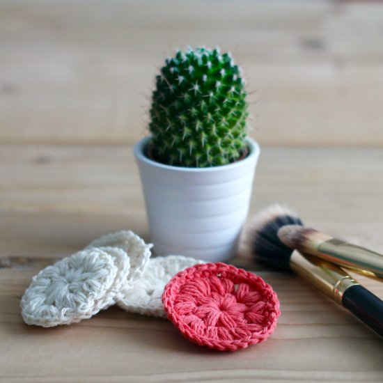 How to make cotton pads