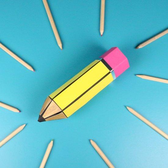 Teacher Pencil gift box