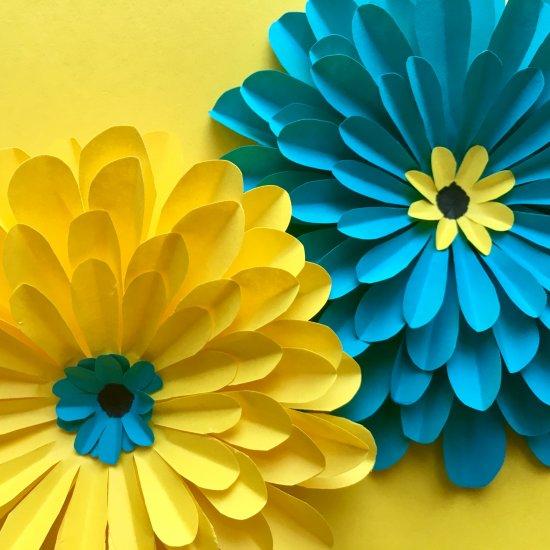 Paper Flower Tutorial Craftgawker