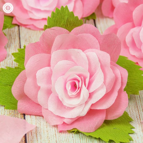Crepe paper gallery craftgawker crepe paper roses mightylinksfo