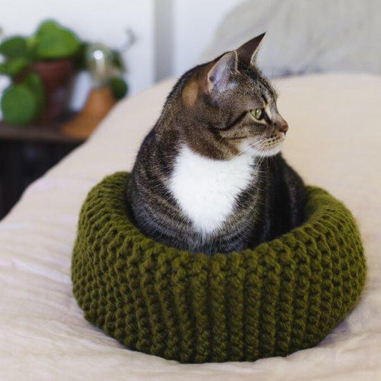 Cat Bed DIY