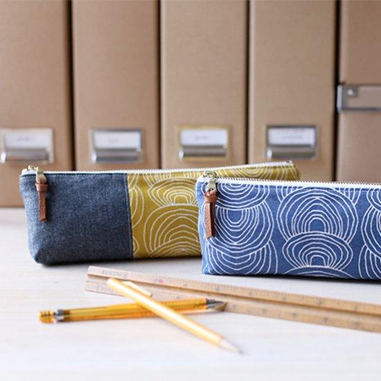 Canvas Pencil Pouch Tutorial