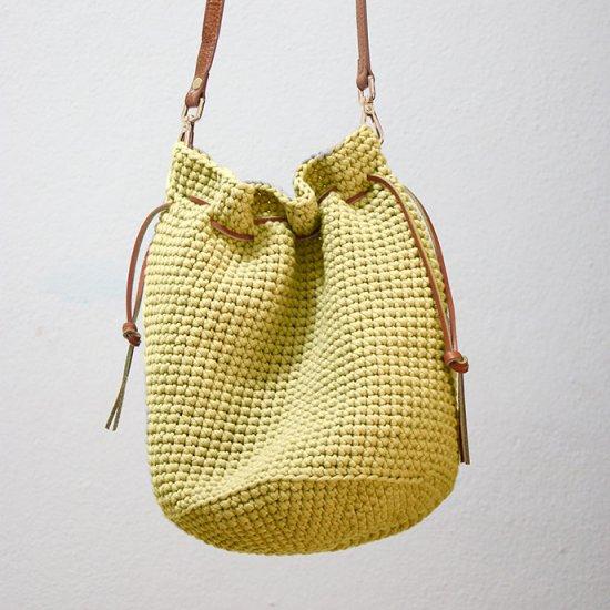 Crochet Bucket Bag Craftgawker