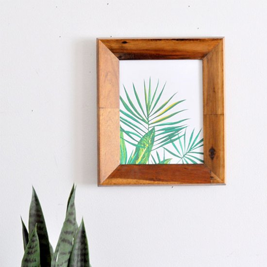 Tropical Palm  Wall Art Printables