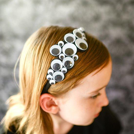Googly Eyes Headband