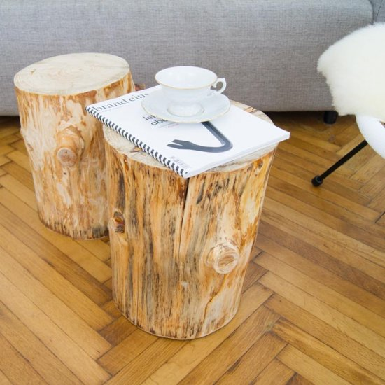 Fancy  Tree coffee table in German