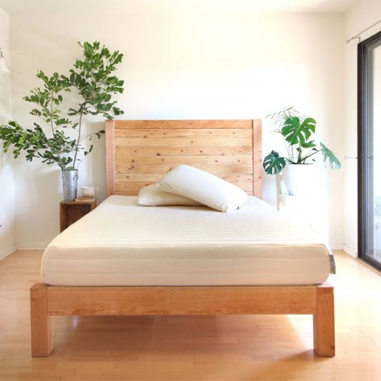 Awesome ... Easy DIY Wood Bed Frame
