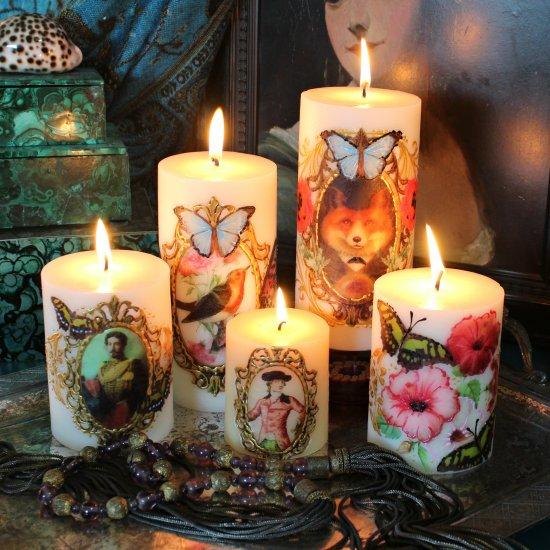 decorating candles gallery | craftgawker