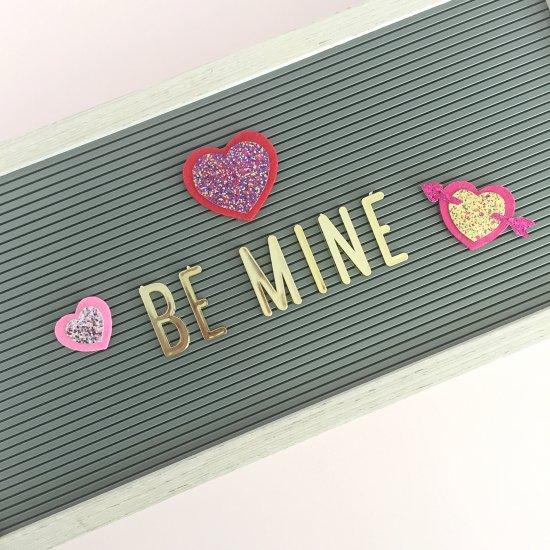 diy letter board accessories