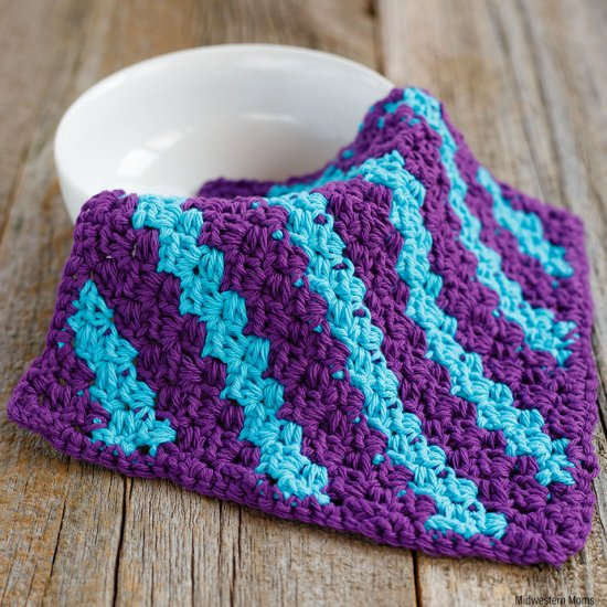 Crochet Dishcloth Pattern Gallery Craftgawker