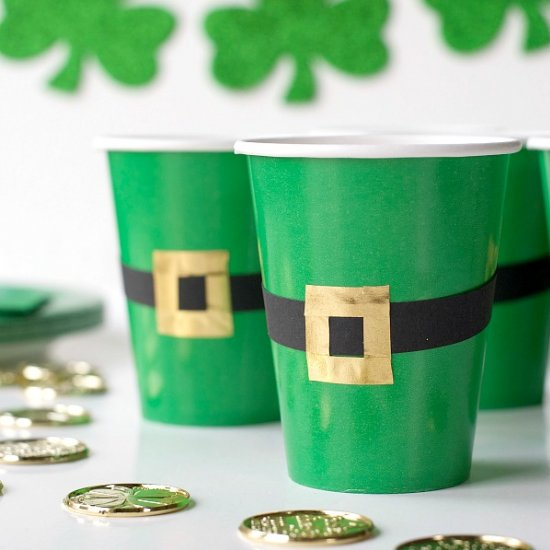 0b8c7dc9c st. patrick's day party cups | craftgawker