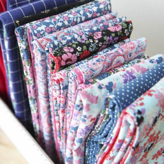 diy no-sew reversible cloth napkins | craftgawker