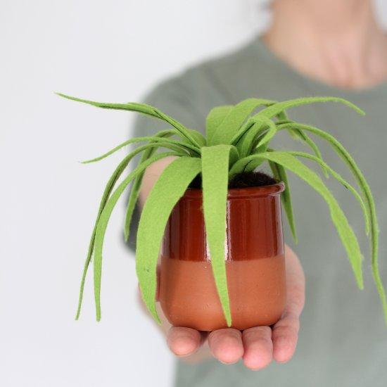faux indoor plants   craftgawker Faux Indoor Plants