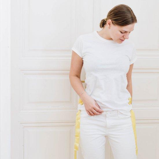 Diy Lace Up Shirt In German Craftgawker