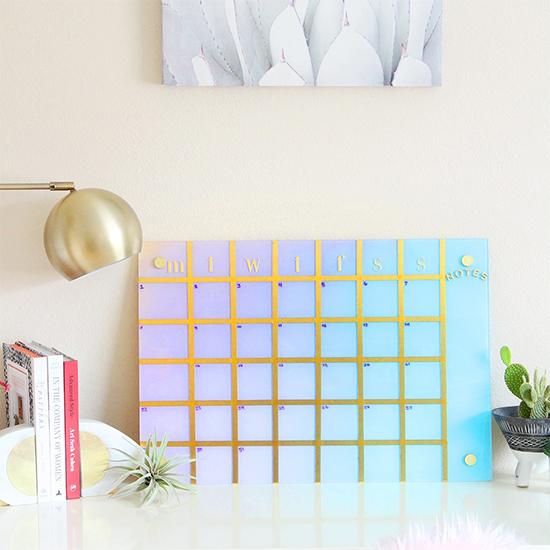calendar diy gallery craftgawker