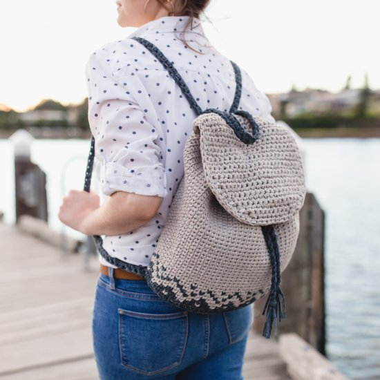 Beautiful Skills - Crochet Knitting Quilting : Amigurumi Backpack ... | 550x550