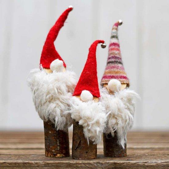 Christmas Gnomes Diy.Diy Norwegian Christmas Gnomes Craftgawker