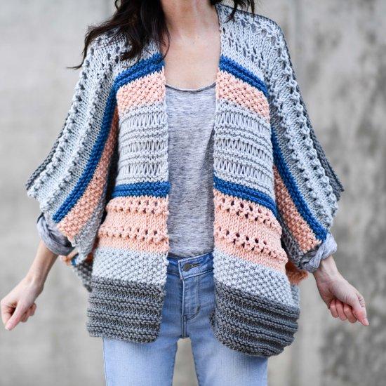 fce4d1cf181ef0 Monaco Knit Kimono