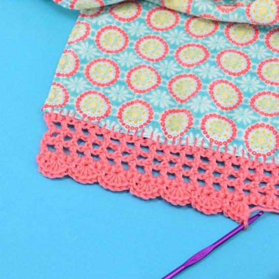 crochet stitch gallery | craftgawker