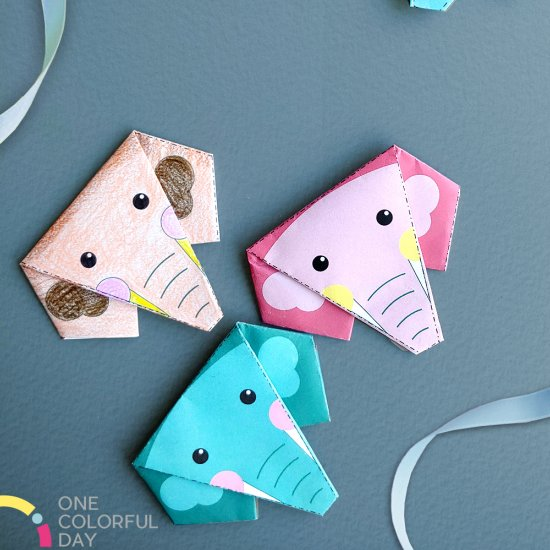 25 Easy Origami Ideas for Bigger Kids | Origami easy, Origami ... | 550x550