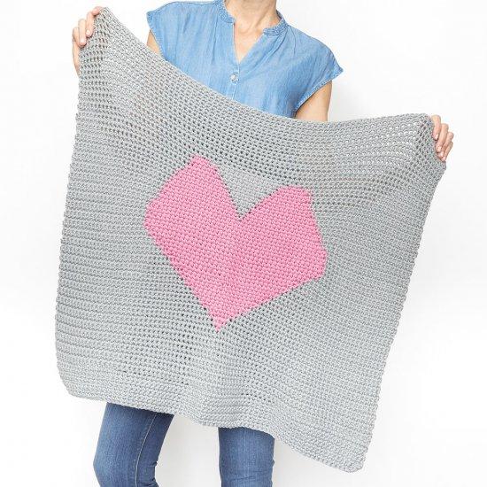 Baby crochet dabbling