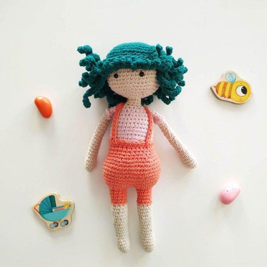Mini Kitty Amigurmi - A Free Crochet Along Loops & Love Crochet | 550x550