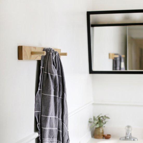 peg towel rack