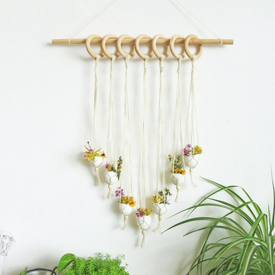 DIY wall hanging for Spring