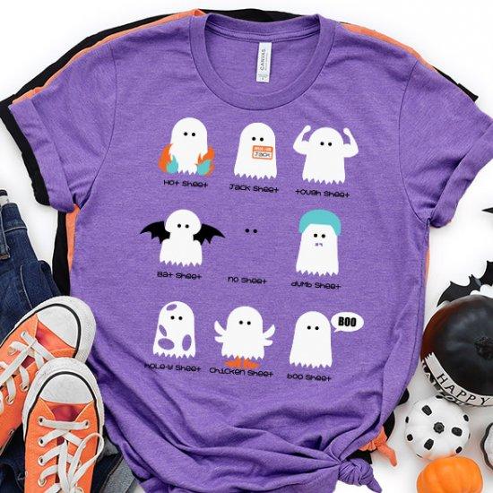 Ghost Index Free Halloween SVG